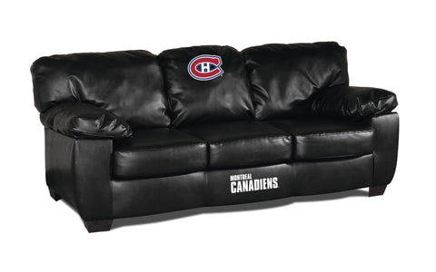 Montreal Canadiens Man Cave Fan Couches, Sofas for fan cavers