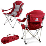 University of Arizona Wildcats Reclining Camp Chair