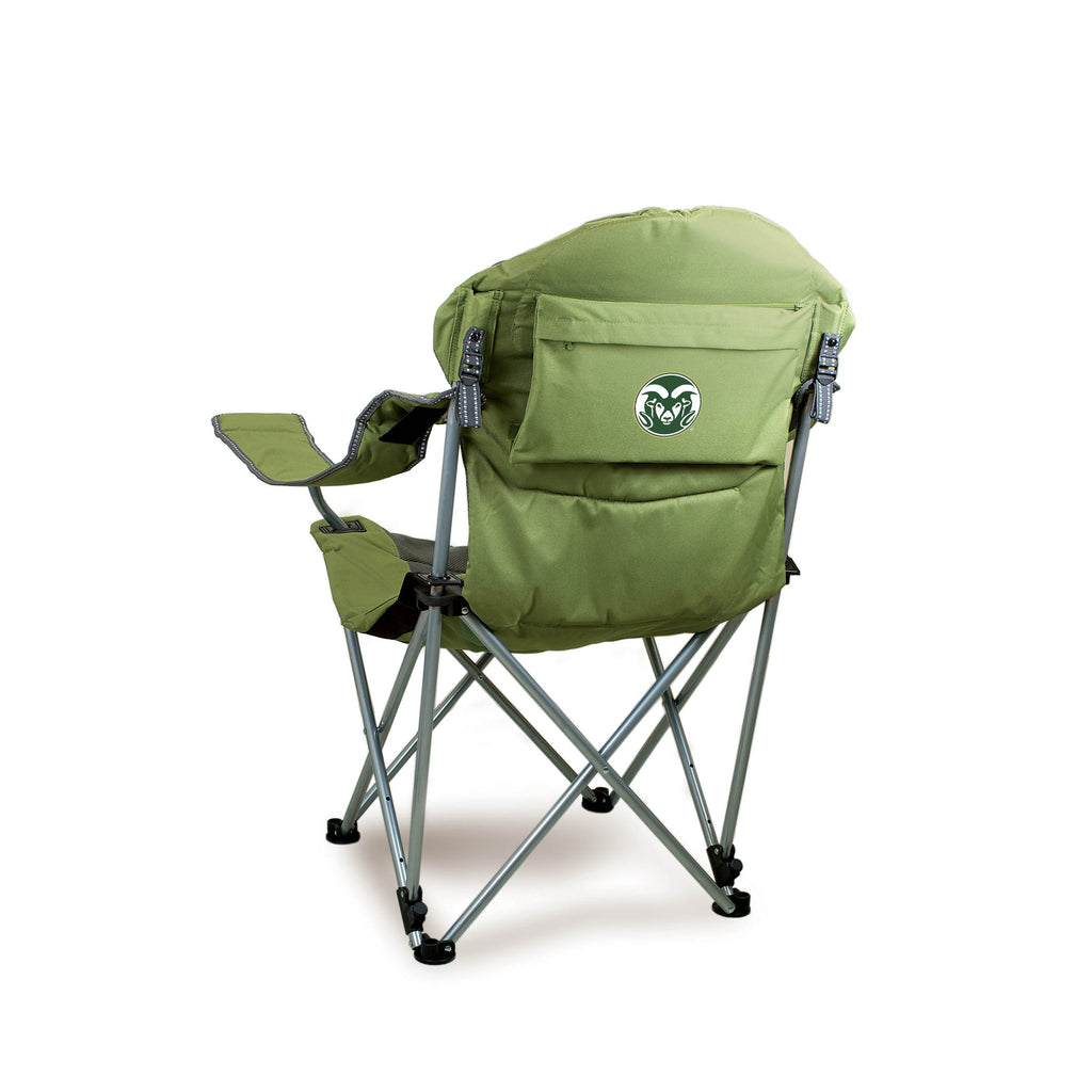 Colorado State Rams Reclining Camp Chair