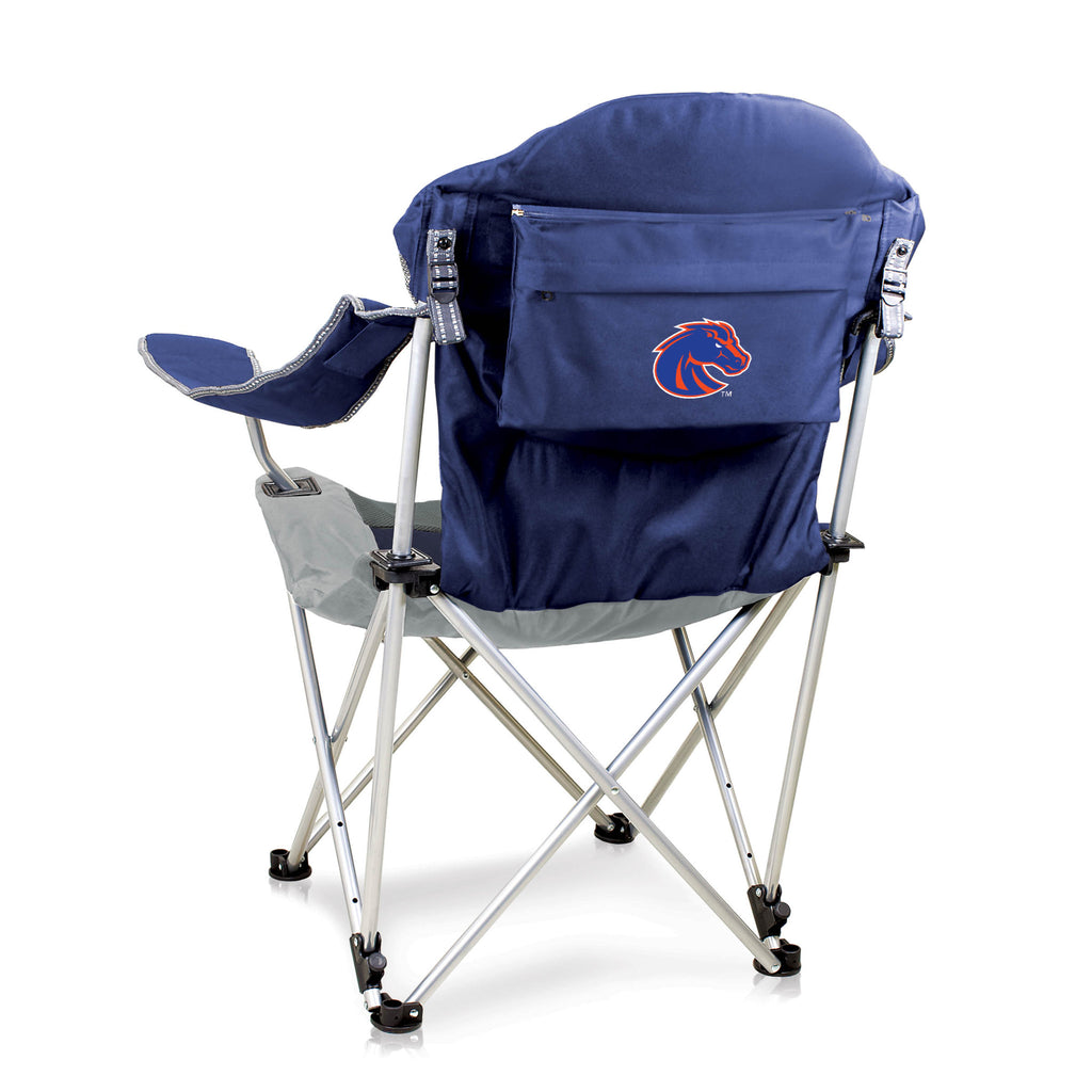 Boise State Broncos Reclining Camp Chair