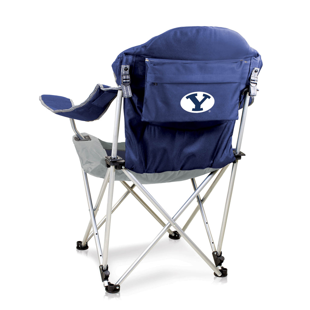 Brigham Young University Cougars Reclining Camp Chair
