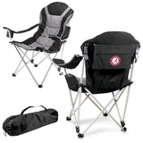 University of Alabama Crimson Tide Reclining Camp Chair