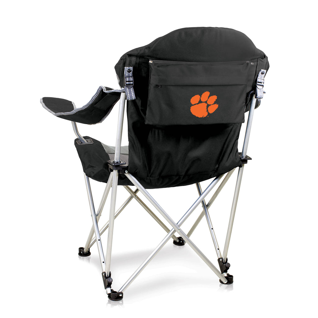 Clemson University Tigers Reclining Camp Chair