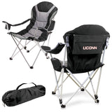University of Connecticut Huskies Reclining Camp Chair