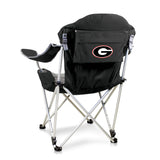 University of Georgia  Bulldogs Reclining Camp Chair