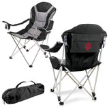 Reclining Camp Chair	Indiana University Hoosiers