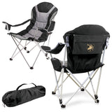 US Army Military Academy Black Knights Reclining Camp Chair