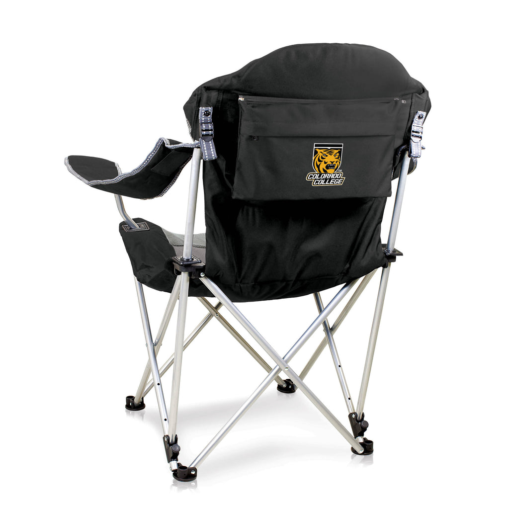 Colorado College Tigers Reclining Camp Chair
