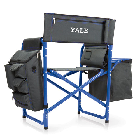 Yale Bulldogs Fusion Chair by Picnic Time