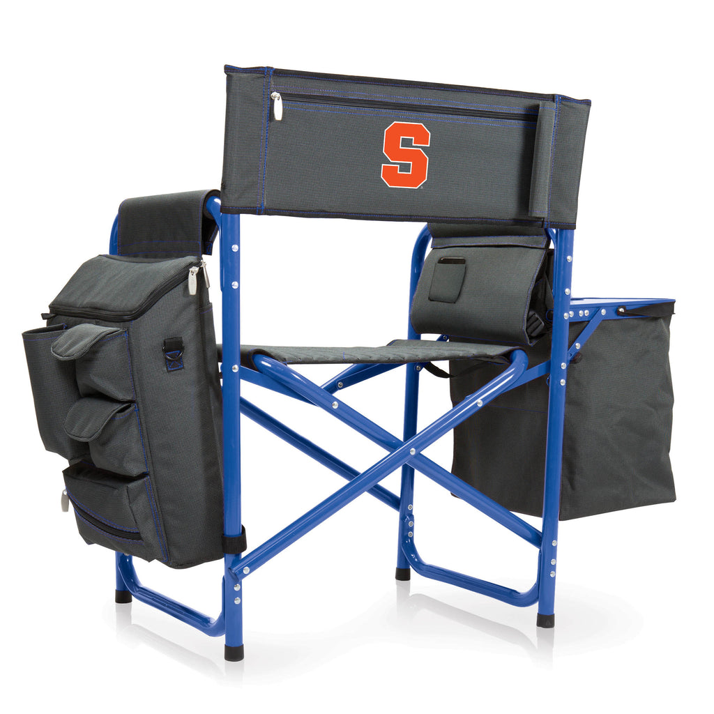 Syracuse Orange Fusion Chair by Picnic Time