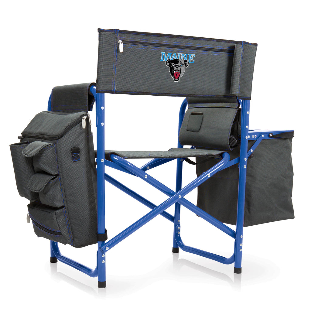 Maine Black Bears Fusion Chair by Picnic Time