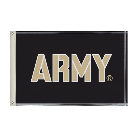 The 2Ft x 3Ft US Army Black Knights Flag - Victory Corps 810002ARMY-002