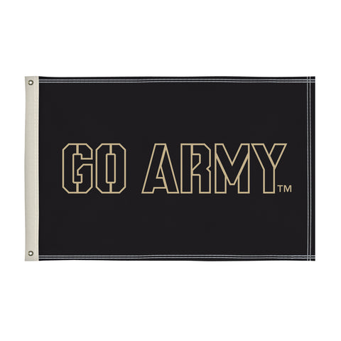 The 2Ft x 3Ft US Army Black Knights Flag - Victory Corps 810002ARMY-003