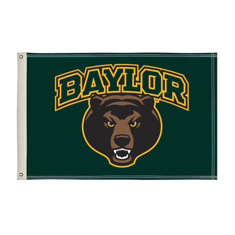 The 2Ft x 3Ft Baylor Bears Flag - Victory Corps 810002BAY-001