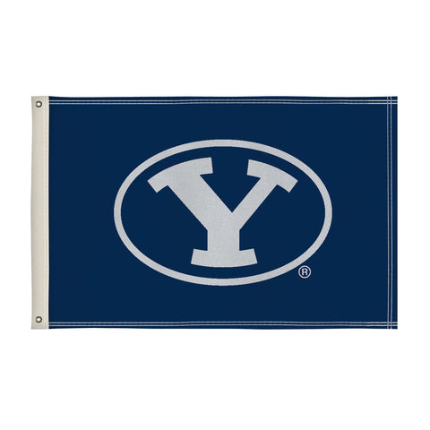 The 2Ft x 3Ft BYU Cougars Flag - Victory Corps 810002BYU-001