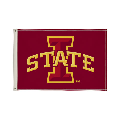 The 2Ft x 3Ft Iowa State Cyclones Flag - Victory Corps 810002IAS-002