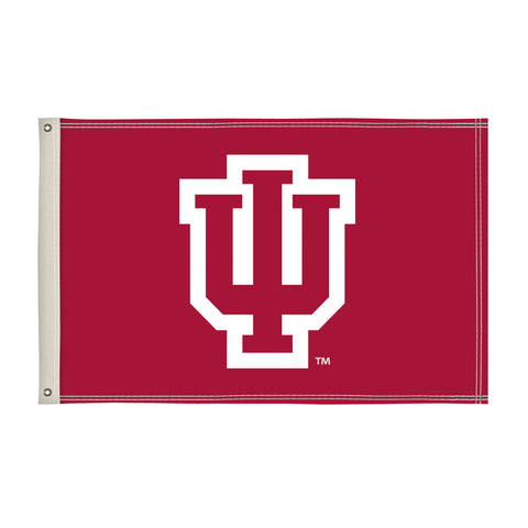The 2Ft x 3Ft Indiana Hoosiers Flag - Victory Corps 810002IUB-002