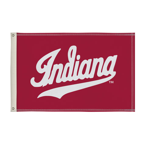 The 2Ft x 3Ft Indiana Hoosiers Flag - Victory Corps 810002IUB-003