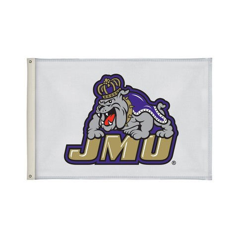 The 2Ft x 3Ft JMU Dukes Flag - Victory Corps 810002JAMAD-001
