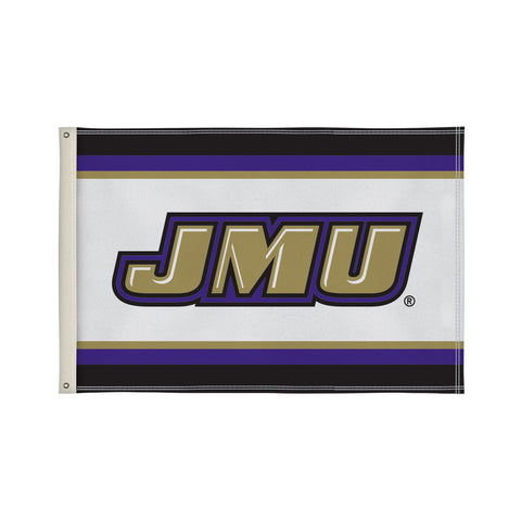 The 2Ft x 3Ft JMU Dukes Flag - Victory Corps 810002JAMAD-002
