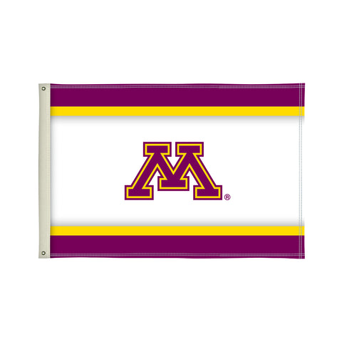 The 2Ft x 3Ft Minnesota Golden Gophers Flag - Victory Corps 810002MIN-001