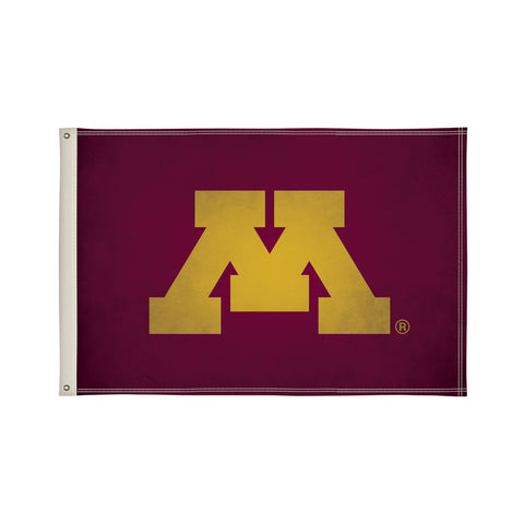 The 2Ft x 3Ft Minnesota Golden Gophers Flag - Victory Corps 810002MIN-002
