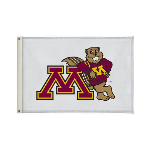 The 2Ft x 3Ft Minnesota Golden Gophers Flag - Victory Corps 810002MIN-003
