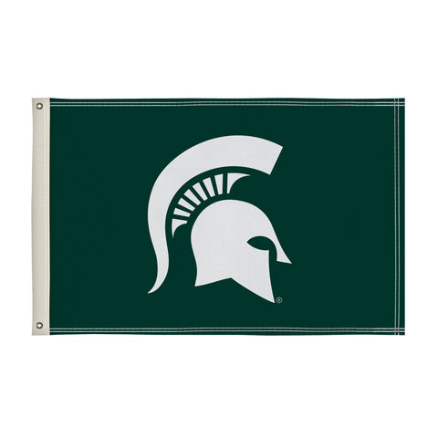 The 2Ft x 3Ft Michigan State Spartans Flag - Victory Corps 810002MSU-001