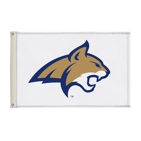 The 2Ft x 3Ft Montana State Bobcats Flag - Victory Corps 810002MTST-001