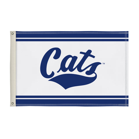 The 2Ft x 3Ft Montana State Bobcats Flag - Victory Corps 810002MTST-003