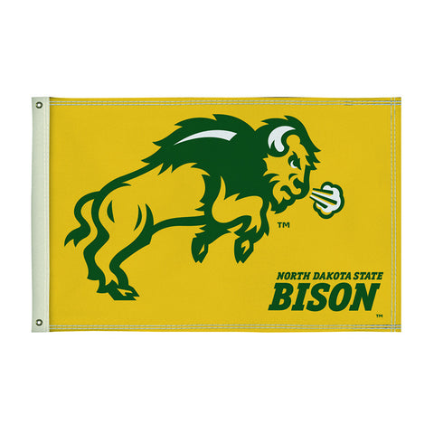 The 2Ft x 3Ft NDSU Bison Flag - Victory Corps 810002NDS-001