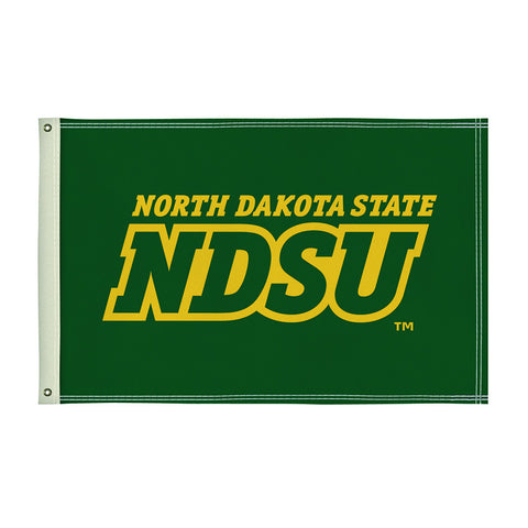 The 2Ft x 3Ft NDSU Bison Flag - Victory Corps 810002NDS-003