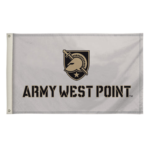 The 3Ft x 5Ft US Army Black Knights Flag - Victory Corps 810003ARMY-001