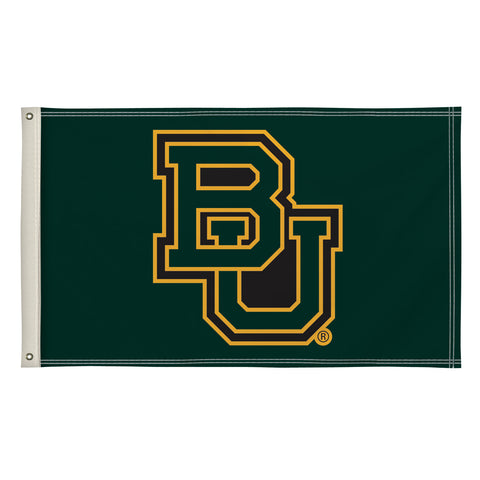 The 3Ft x 5Ft Baylor Bears Flag - Victory Corps 810003BAY-002