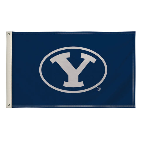 The 3Ft x 5Ft BYU Cougars Flag - Victory Corps 810003BYU-001