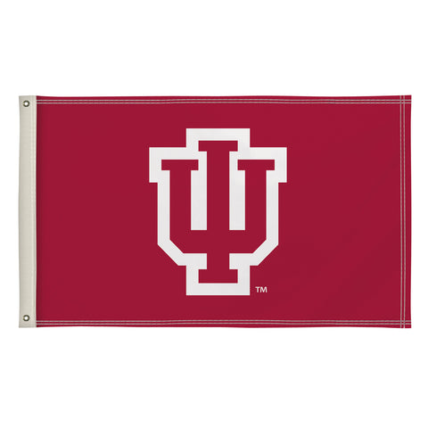 The 3Ft x 5Ft Indiana Hoosiers Flag - Victory Corps 810003IUB-002