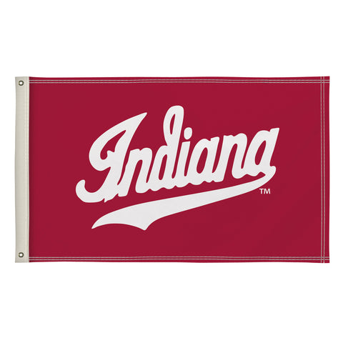 The 3Ft x 5Ft Indiana Hoosiers Flag - Victory Corps 810003IUB-003