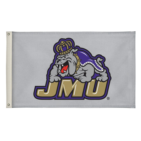 The 3Ft x 5Ft JMU Dukes Flag - Victory Corps 810003JAMAD-001