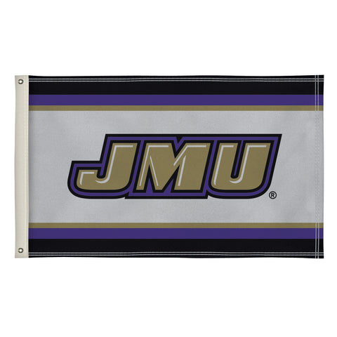 The 3Ft x 5Ft JMU Dukes Flag - Victory Corps 810003JAMAD-002