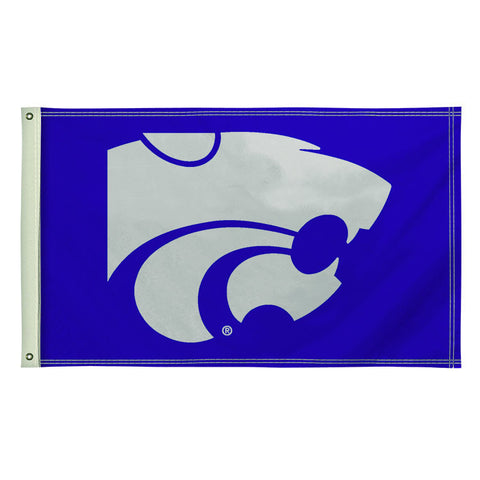 The 3Ft x 5Ft Kansas State Wildcats Flag - Victory Corps 810003KSU-002