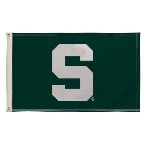 The 3Ft x 5Ft Michigan State Spartans Flag - Victory Corps 810003MSU-003