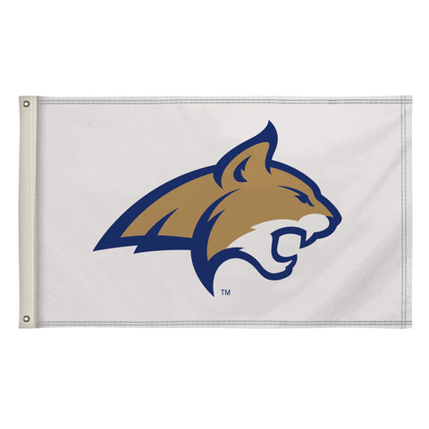 The 3Ft x 5Ft Montana State Bobcats Flag - Victory Corps 810003MTST-001