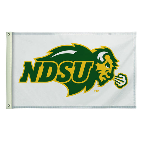 The 3Ft x 5Ft NDSU Bison Flag - Victory Corps 810003NDS-002