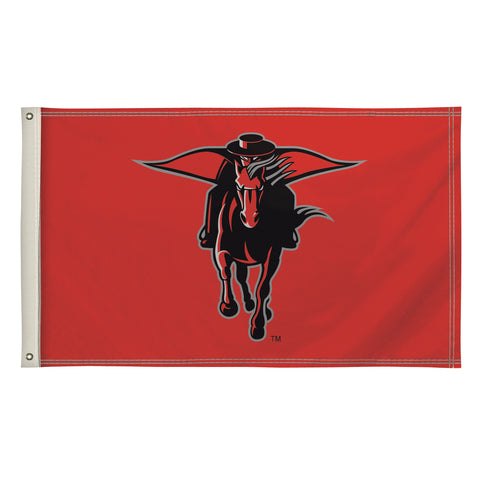 The 3Ft x 5Ft Texas Tech Red Raiders Flag - Victory Corps 810003TTU-001