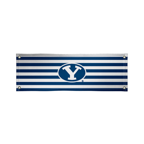 The 2Ft x 6Ft BYU Cougars Vinyl Fan Banner - Victory Corps 810022BYU-003