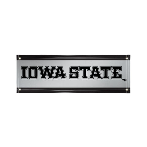 The 2Ft x 6Ft Iowa State Cyclones Vinyl Fan Banner - Victory Corps 810022IAS-002