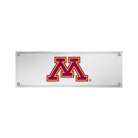 The 2Ft x 6Ft Minnesota Golden Gophers Vinyl Fan Banner - Victory Corps 810022MIN-003