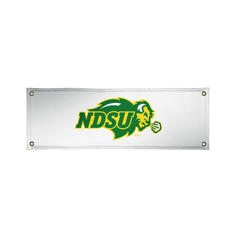 The 2Ft x 6Ft NDSU Bison Vinyl Fan Banner - Victory Corps 810022NDS-001