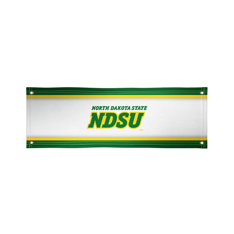 The 2Ft x 6Ft NDSU Bison Vinyl Fan Banner - Victory Corps 810022NDS-003
