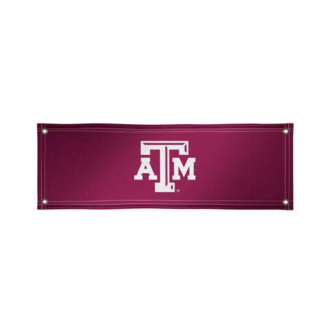 The 2Ft x 6Ft Texas A&M Aggies Vinyl Fan Banner - Victory Corps 810022TXAM-002
